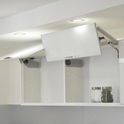 Cozinha Branco Estelar Blum
